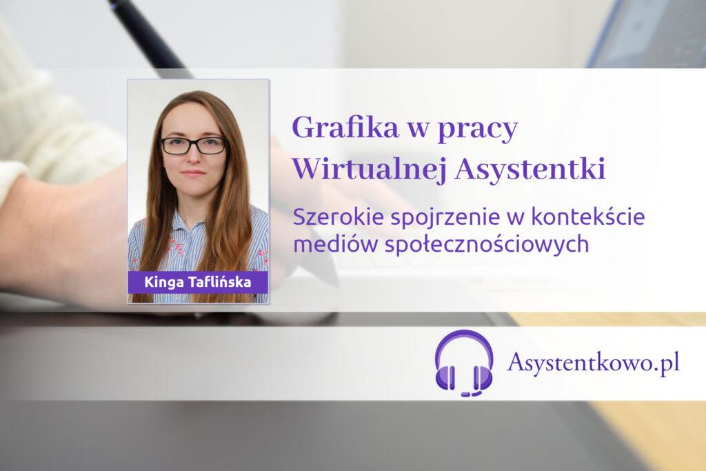 Grafika w pracy Wirtualnej Asystentki - Asystentkowo.pl - Portal dla WA