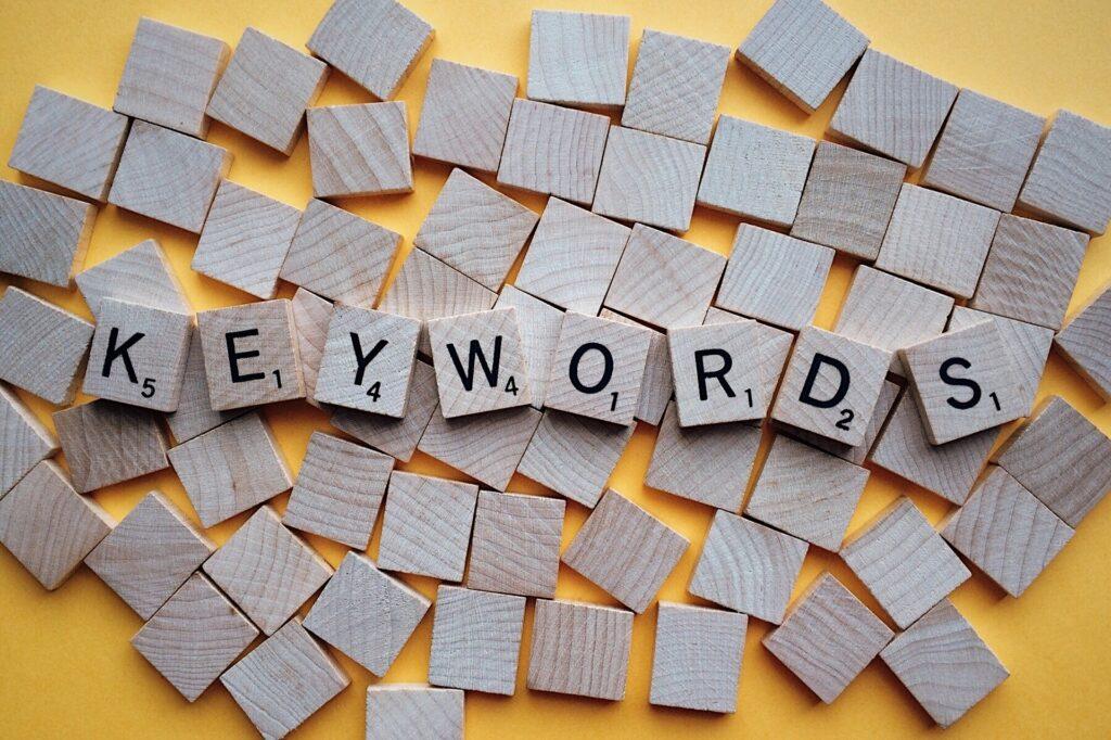 Keywords Słowa Kluczowe Copywriting  Wirtualna Asystyentka - Asystentkowo.pl